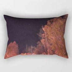 Firey woods Rectangular Pillow