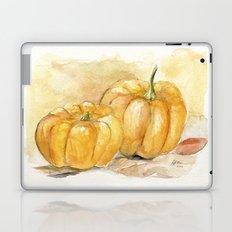 Mini Pumpkins II Laptop & iPad Skin