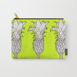 Pineapple - Ananas Arising tikigreen Carry-All Pouch