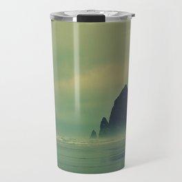 Haystack rock... Travel Mug