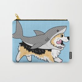 Another Corgi in a Shark Suit Carry-All Pouch