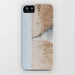 summer blues iPhone Case