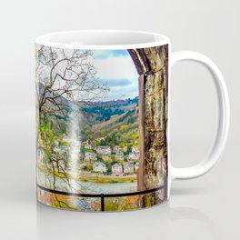 Window to the Tree of Life Coffee Mug