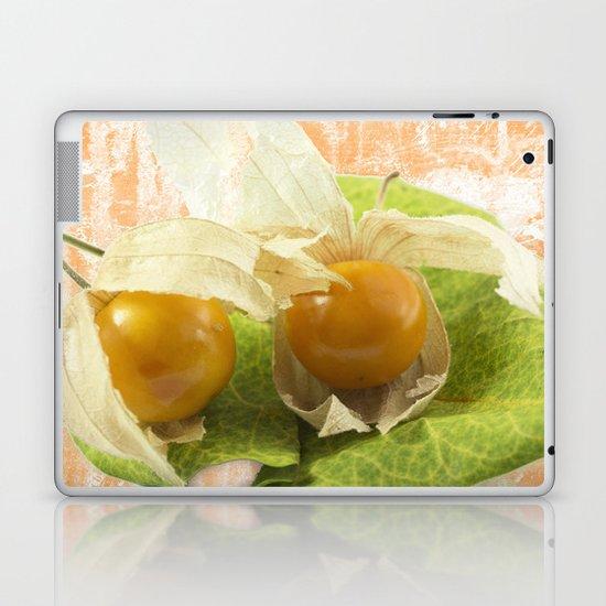 Physalis Laptop & iPad Skin