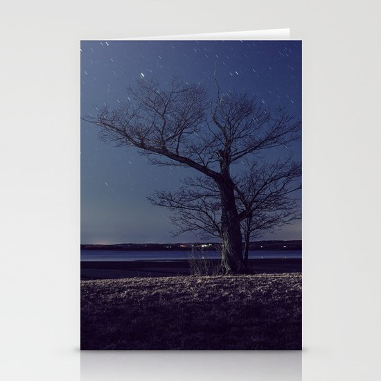 Canopy of Stars Stationery Cards