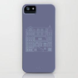 Very Royal - Blueprint iPhone Case