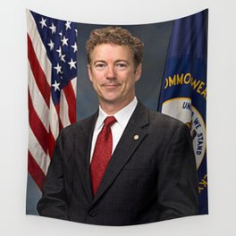 Rand Paul Wall Tapestry