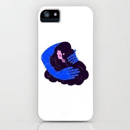 Warm love iPhone Case