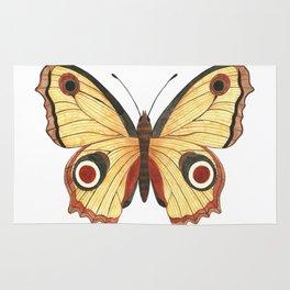 Juno Butterfly Illustration Rug