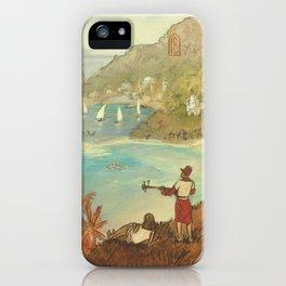 Provincial Polynesia iPhone Case