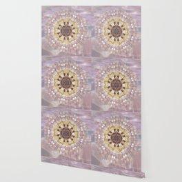 Divine Femenine Mandala Wallpaper