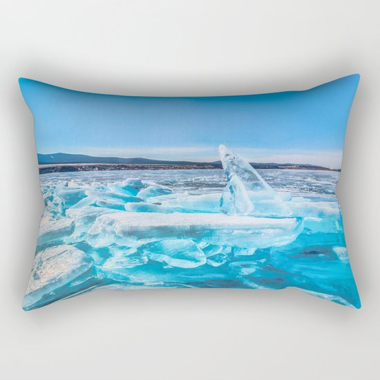 Treasure of Baikal Rectangular Pillow