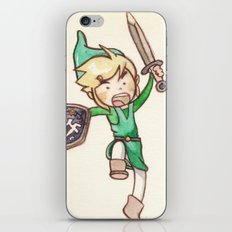 Link iPhone & iPod Skin