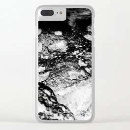 Bioluminescence. Clear iPhone Case