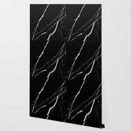 Black Marble No.1 Wallpaper