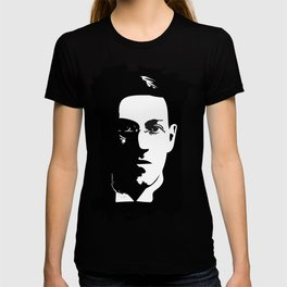 HP Lovecraft fear of the unknown T-shirt
