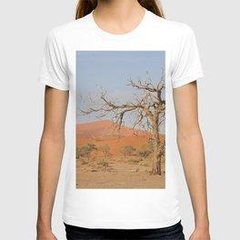 Namibia Desert with Sand Dunes T-shirt