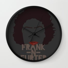 Frankenfurter and you Wall Clock