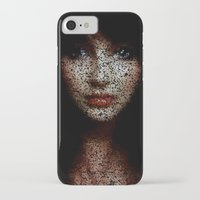 kate bishop iPhone & iPod Cases featuring Kate by Robotic Ewe