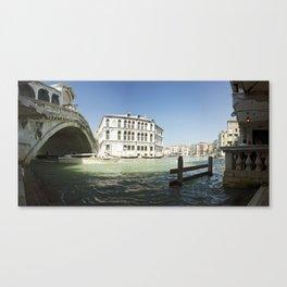 italy - venice - widescreen_604-606 Canvas Print