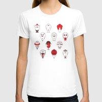 calendar T-shirts featuring Calendar monsters by Nika Belova