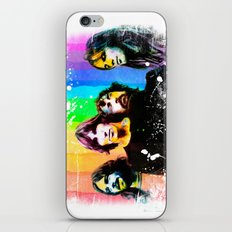 pink floyd 02 iPhone & iPod Skin