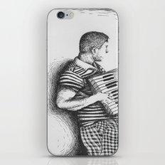 Via dell'Amore iPhone & iPod Skin