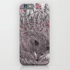 Sleeping fox Slim Case iPhone 6s