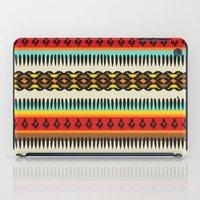 ethnic iPad Cases featuring Ethnic by Katya Zorin