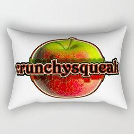 Crunchysqueak Log Shirt Rectangular Pillow