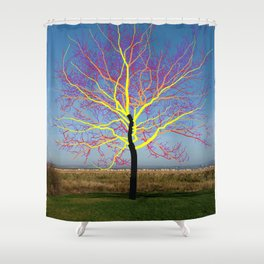 Onetree 02 Shower Curtain