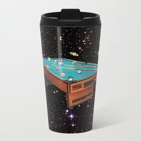 Cosmic Pool Metal Travel Mug