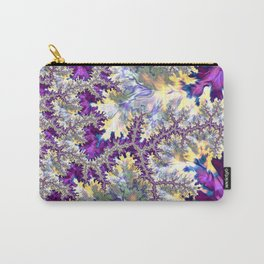 Hallucinatory Fractal Carry-All Pouch
