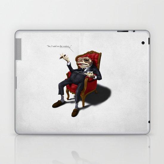 Fly in my soup! Laptop & iPad Skin