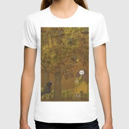 The Queen of Bees and the Princess who loved Honey T-shirt