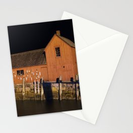 Night at Motif #1 Stationery Cards