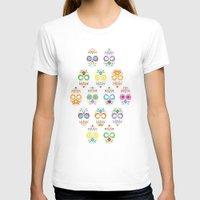 dia de los muertos T-shirts featuring Dia de los muertos by ewdondoxja