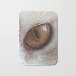 Eye of the tiger Bath Mat