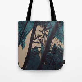 Valley Forage Tote Bag