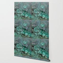 Natural Malachite Wallpaper