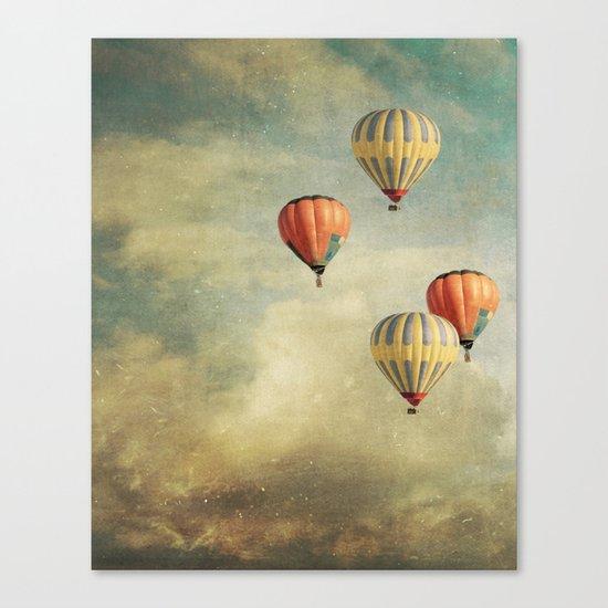Tales Of Far Away Canvas Print