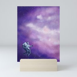 and the stars look very different today... Mini Art Print