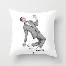 Pee Wee Herman #2 Throw Pillow