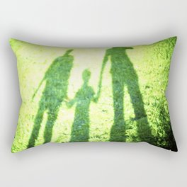 Family (LOMO) Rectangular Pillow