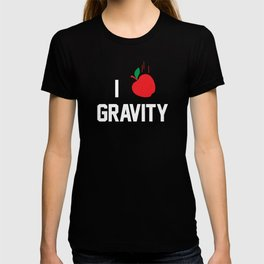 I heart Gravity T-shirt