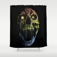soul eater Shower Curtains featuring Soul Eater by Doyle See
