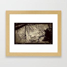 OneA Framed Art Print