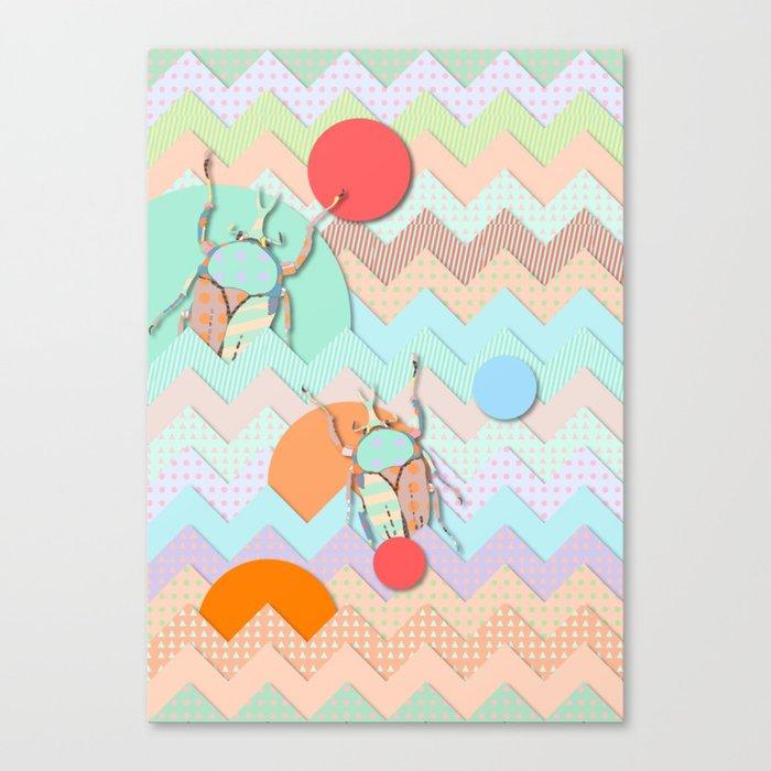 Insect VI Canvas Print