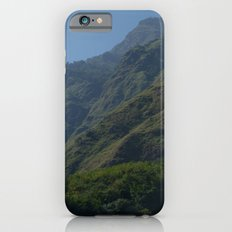 Lush Scenery Ghasa to Tatopani iPhone 6s Slim Case