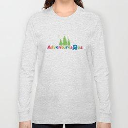 Adventures R Us Long Sleeve T-shirt